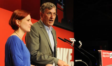 Socialist Left party finally elects leadership