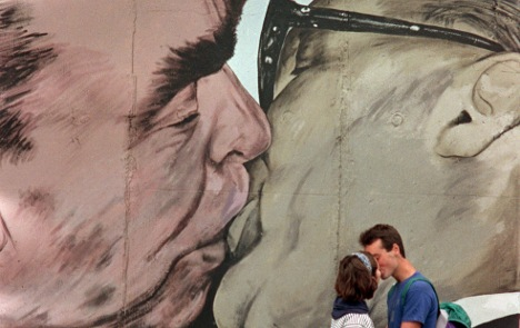 The most famous and infamous German kisses