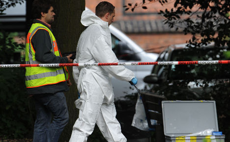 'Body in a box' woman died natural death