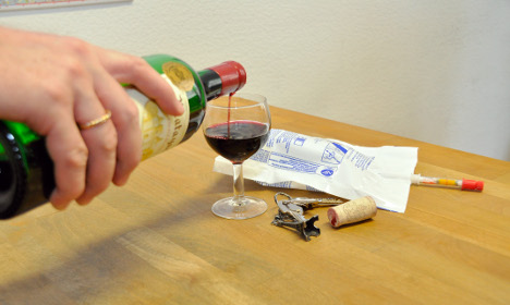 French breathalyzer law to hit German drivers