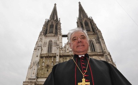 Pope's German friend to guard Vatican orthodoxy