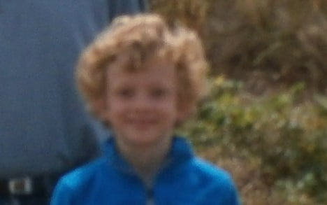 Police search for missing boy on island