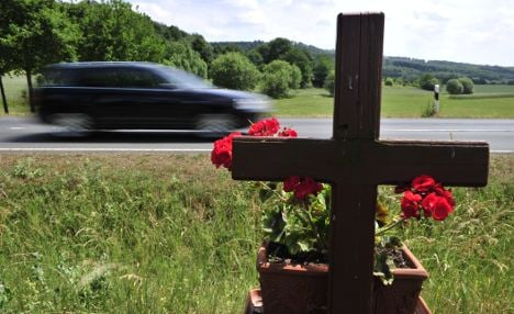 Road fatalities up - eleven die each day