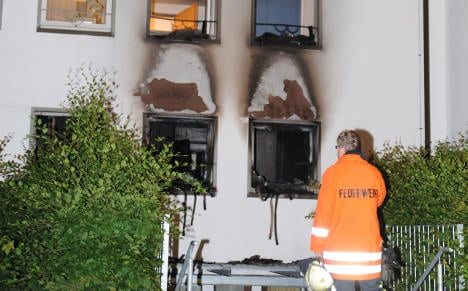 One killed in hospital fire