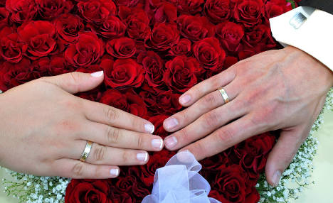 Illegal marriage trick leaves woman hitched