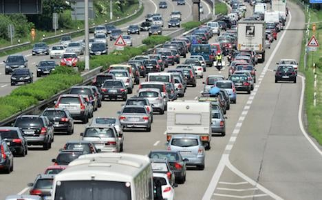 More traffic jams expected this summer