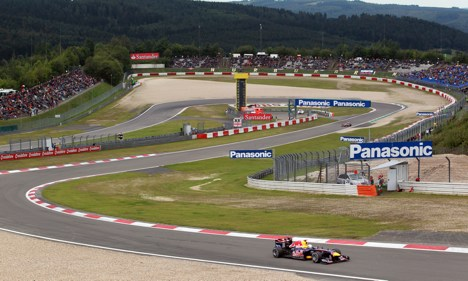 Iconic Nürburgring track heads into final lap
