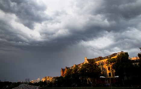 Storms to follow hottest day of the year