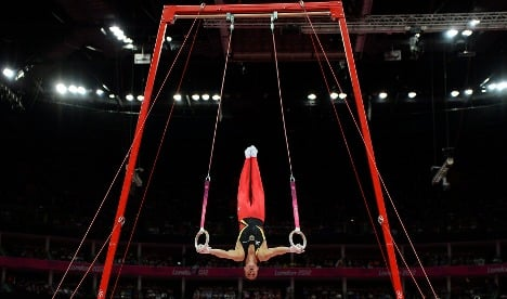Gymnastics medal the first since 1936