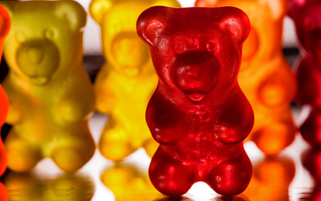 Haribo fined for sour business practices