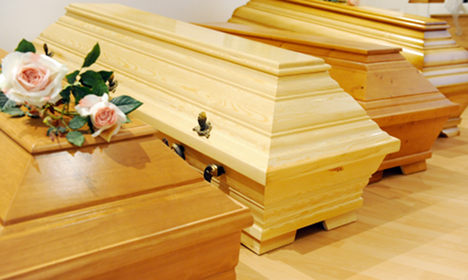 Woman's body 'found defiled' in funeral home