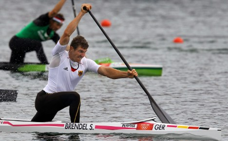 Germans put the paddle to the medals