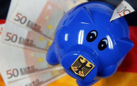 German tax revenues up 9 percent on a year ago