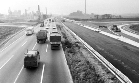 Autobahn network 'needs a face lift' at 80