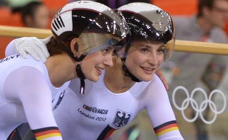 Brokeback cyclist takes Olympic gold