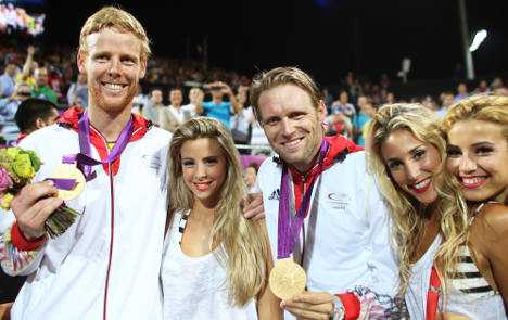 Germany's triumphs and disasters at London 2012