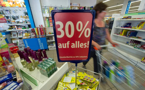 Five million shopped at Schlecker in final month