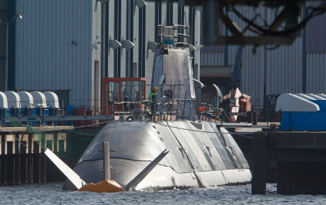 Israel: selling subs to Egypt endangers us
