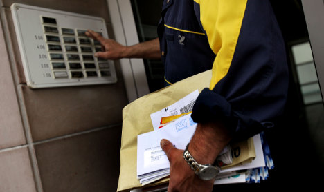Court: Post must deliver neo-Nazi junk mail