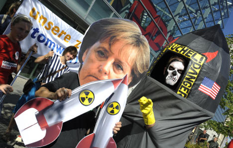 US nuclear bombs will remain in Germany