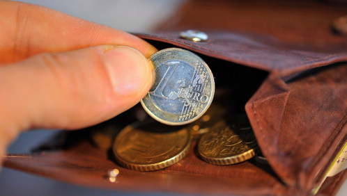 Germany's poor count cost of recession