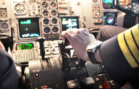 Airbus 'nearly crashed' when pilots fell ill