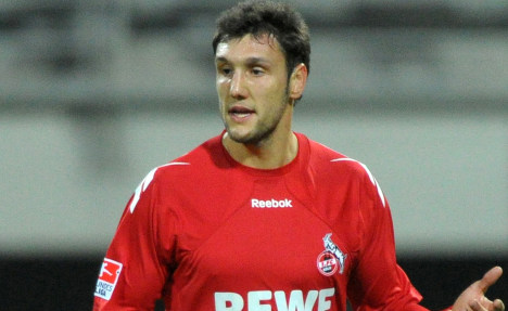 Cologne player quits over fans' threats
