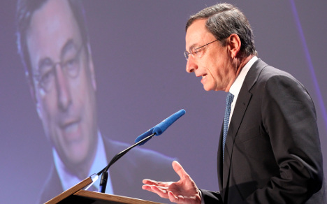 ECB boss offers to explain euro plan to MPs