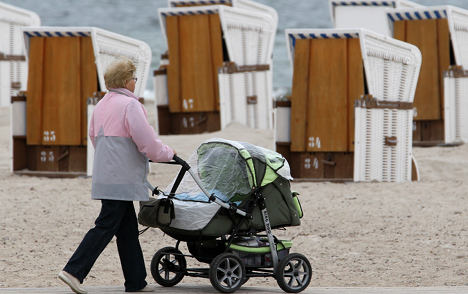 New grandparents 'to have time off work'