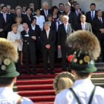 Politicians pay tribute to 'East German courage'