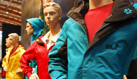 Top-brand coats 'contain harmful chemicals'