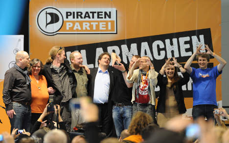 Multiple resignations rock Pirate Party ship