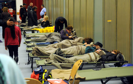 1,200 chemical accident evacuees sent home
