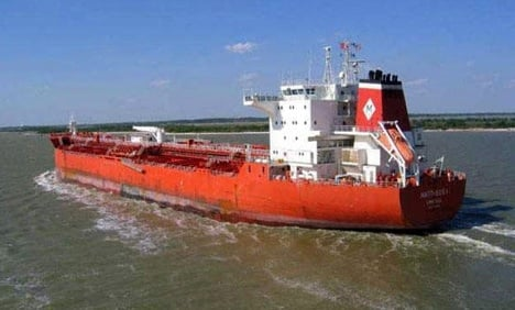 Pirates release German tanker off West Africa