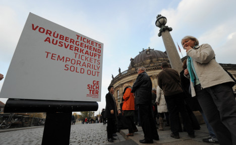 'Make German museums free to bring them to life'
