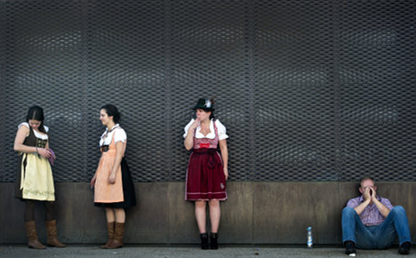 Sexual assault 'on the rise at Oktoberfest'