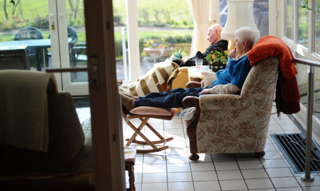 Study: More old Germans can't afford care