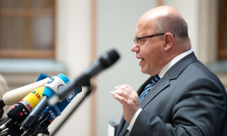 Minister 'puts brakes' on German energy switch