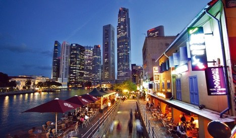 Germany to chase tax dodgers in Singapore