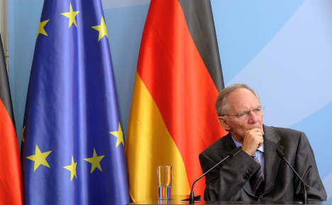 Finance Minister pushes for EU fiscal union