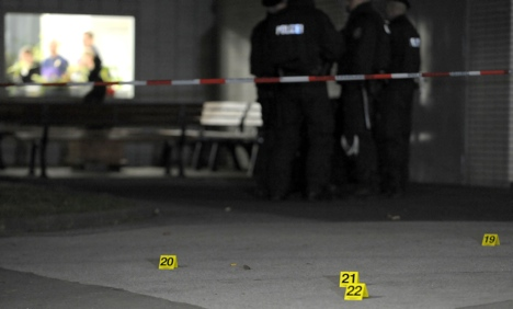Police puzzle over factory shooting spree