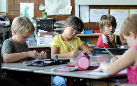 School kids 'suffer from stress too early'