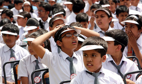 Indian schools introduce German lessons