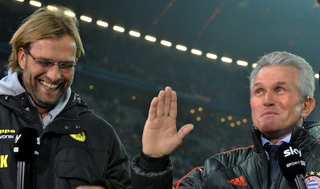 Bayern clashes with BVB in German 'Clasico'