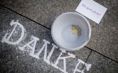 Nearly one in ten Germans cannot pay bills