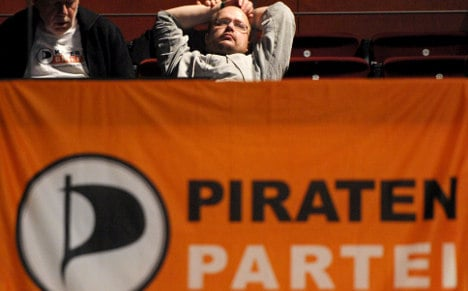 Party conference leaves Pirates groggy