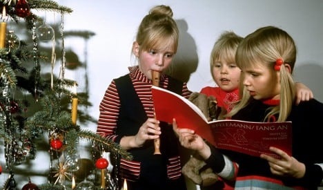 Kitsch and culture: Germany's favourite Christmas songs