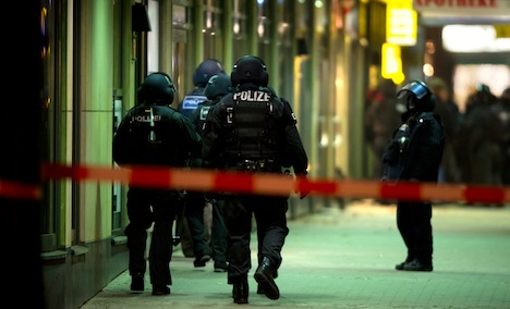 Berlin bank hostage drama ends peacefully
