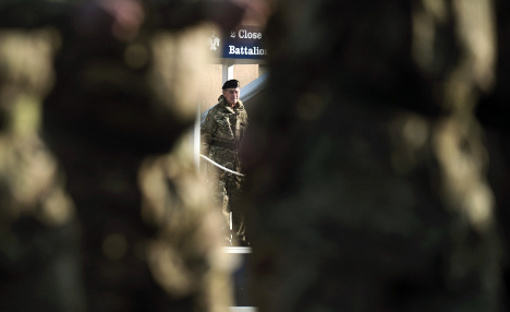 British troop withdrawal info 'due in January'