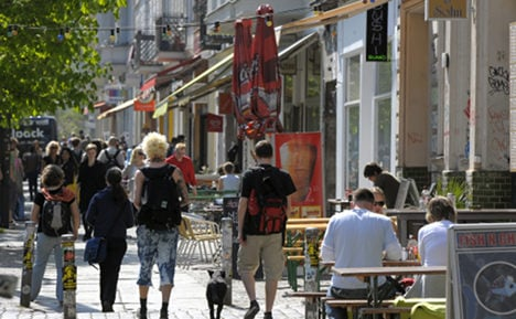 Foreign buyers clamour for Berlin property
